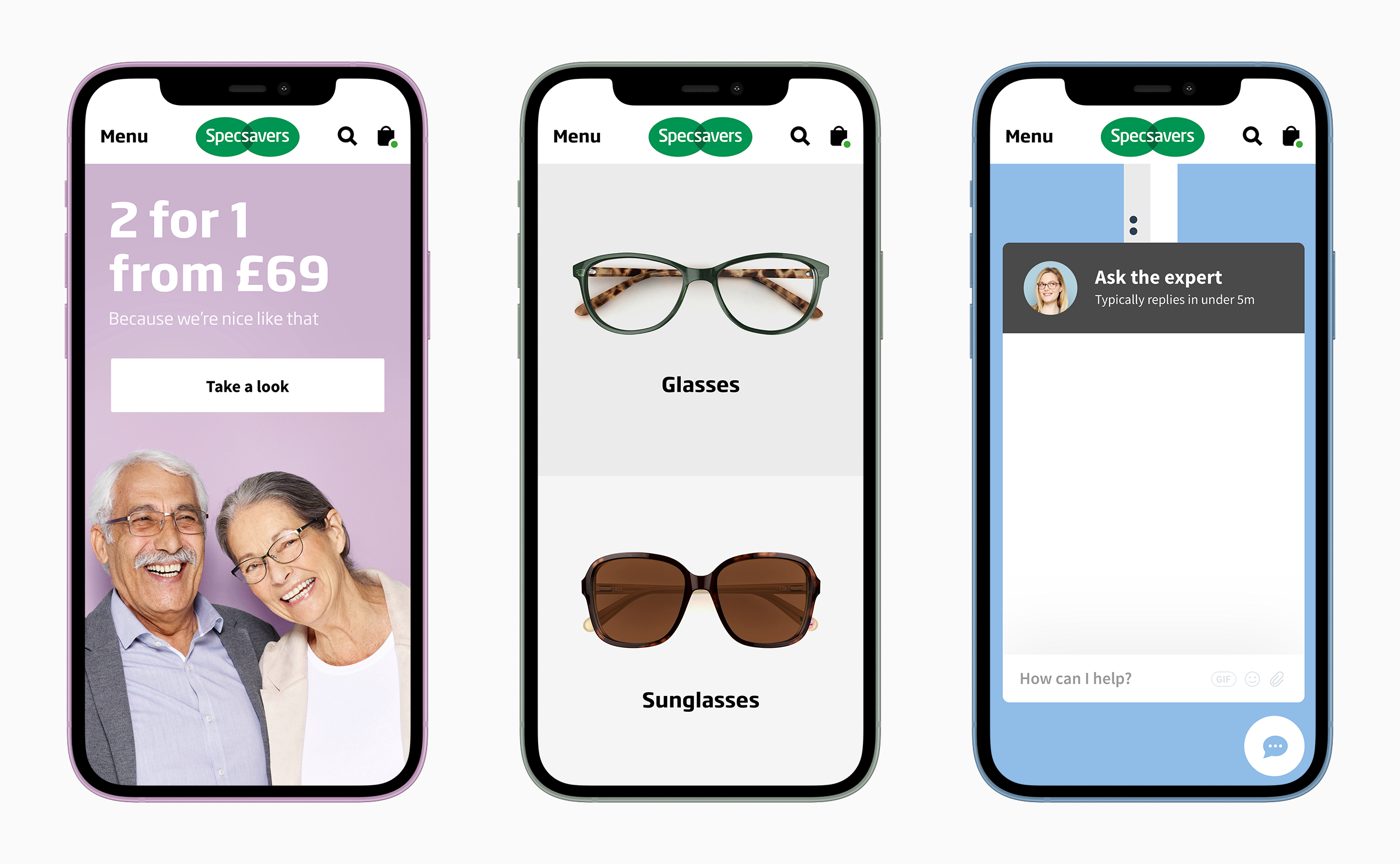 iPhone12_Specsavers_Homepage